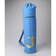 OM Shiva Drawstring Yoga Mat Bag