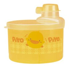 <strong>Piyo Piyo</strong> Four Case Powder Dispenser