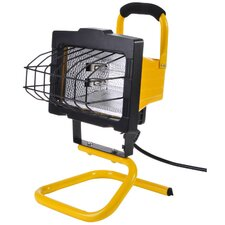 600 Watt Halogen Portable Worklight