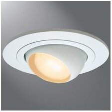 "<strong>Cooper Lighting</strong> 4"" Halo Eyeball Trim"