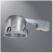 "<strong>Cooper Lighting</strong> 6"" Halo Shallow Remodel Housing"