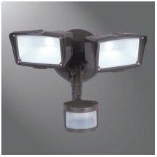 Estar Twin Head LED Motion Wall Fixture
