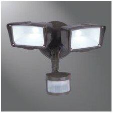 Estar Twin Head LED Motion Wall Fixture