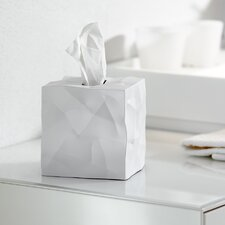Crinkle Tissue Box Cover