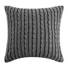 Williamsport Knitted Square Decorative Pillow