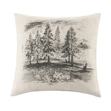 Bear Creek Square Pillow