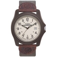 Men's Exp Camper Watch in Brown