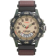 Exp Resin Combo Watch in Green