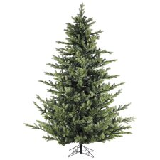 Foxtail 7.5' Green Pine Artificial Christmas Tree with Stand