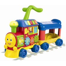 <strong>Winfun</strong> Walker Ride On Learning Push/Scoot Train