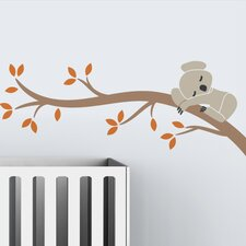 <strong>LittleLion Studio</strong> Tree Branches Koala I Wall Decal