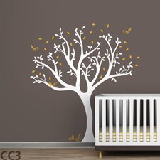 <strong>LittleLion Studio</strong> Trees Tweet Wall Decal