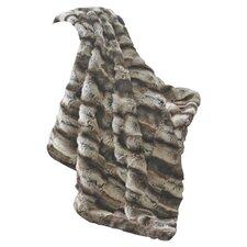 Seduction Wrapture Faux Fur Acrylic/Polyester Throw