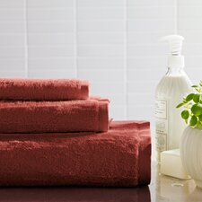 Solid Slub Bath Towel