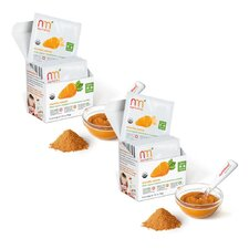NurturMe Crunchy Carrot Dried Organic Baby Food, 16 count