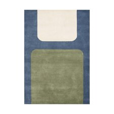 <strong>Alliyah Rugs</strong> Midnight Blue/Green Rug