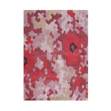 Tomato Red Rug