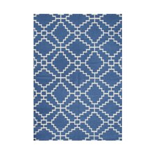 <strong>Alliyah Rugs</strong> Patriot Blue Rug