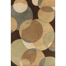 <strong>Alliyah Rugs</strong> Beverly Hills Geometric Rug