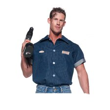 Mechanic Shirt Costume