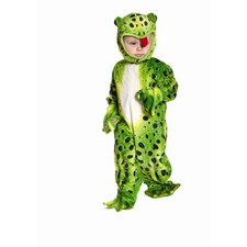 Frog Costume in Green
