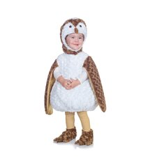 Barn Owl Costume
