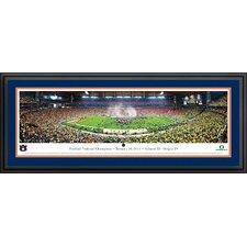 NCAA BCS 2011 - Auburn Deluxe Framed Photographic Print