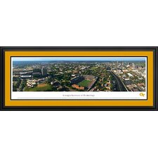 NCAA Aerial -Deluxe Framed Photographic Print