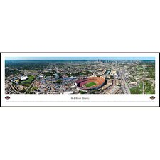 NCAA Red River Rivalry - 50 Yard Line Standard Framed Photographic Print