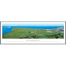 St Andrews Links Standard Framed Photographic Print