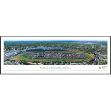 Kentucky Derby at Churchill Downs by James Blakeway Standard Framed Photographic Print