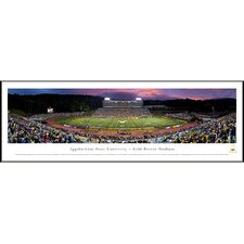 NCAA Appalachian State University - Twilight Standard Framed Photographic Print