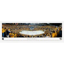 NHL Nashville Predators - Playoffs by James Blakeway Photographic Print