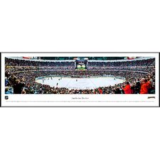 <strong>Blakeway Worldwide Panoramas, Inc</strong> NHL Center Ice Standard Frame Panorama