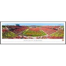 NCAA Iowa State University Standard Framed Photographic Print