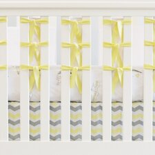 <strong>Oliver B</strong> City of Dreams 3 Piece Crib Bedding Set