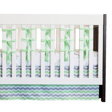 City of Dreams 3 Piece Crib Bedding Set