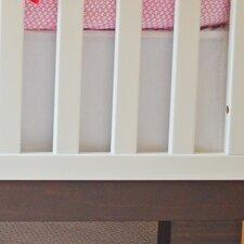 Flat Panel Crib Skirt