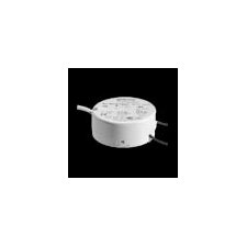 Round Electronic Transformer in White