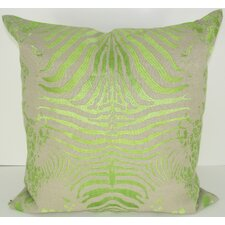 Tiger Cotton Linen Pillow