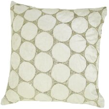 Bread Cutout Velvet Pillow