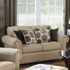 <strong>Emerald Home Furnishings</strong> Bettina Loveseat
