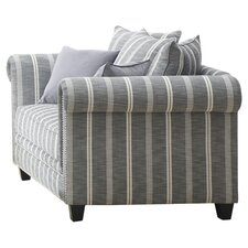 Maddox Loose Pillow Back Loveseat