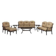 <strong>Emerald Home Furnishings</strong> Primera Seating Group with Cushions