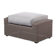 Reims Ottoman Footrest with Cushion