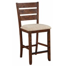 Weston Bar Stool with Cushion