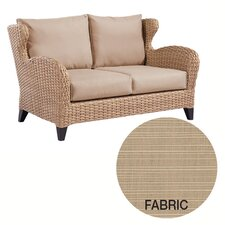 Avignon Loveseat with Cushions
