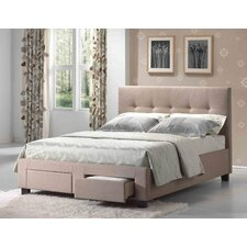<strong>Emerald Home Furnishings</strong> Sydney Storage Platform Bed