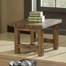 <strong>Emerald Home Furnishings</strong> Bellevue Corner End Table