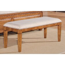 Grand Dunes Wood Bedroom Bench